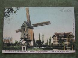 SCHERPENHEUVEL - DE MOLEN 1906 ( Scan Recto/verso ) - Scherpenheuvel-Zichem