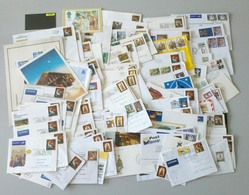 Sammlung Mit über 100 Motiv-Belegen Weihnachten Und Christkindl, Teils Gelaufen - Briefmarken