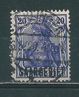 Saar MiNr. 33 Vollstempel VÖLKLINGEN  (0455) - 1920-35 League Of Nations