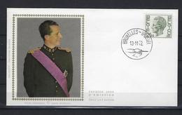 N°1642FDCz GESTEMPELD Bruxelles - Brussel SUPERBE - FDC