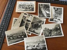 12 Vues Pochettes Souvenir Le Plateau Des Petites Roches - France