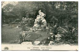 CPA - Carte Postale - Belgique - Anvers - Jardin Zoologique - 1920 (M7367) - Antwerpen