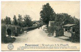 CPA - Carte Postale - Belgique - Tancrémont - La Route Près De La Chapelle - 1917 (M7368) - Theux