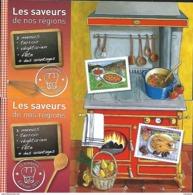2010 Carnets C431-C443 Saveurs De Nos Régions - Adhésifs (autocollants)