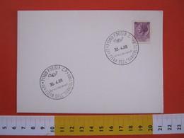 A.09 ITALIA ANNULLO - 1969 FOGGIA 20^ FIERA DELL' AGRICOLTURA CAMPO ALIMENTAZIONE CIBO - Agricoltura