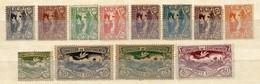 Oberschlesien, 1920, Mi 13-22; 24-25 * [170219XXIII] - Deutschland