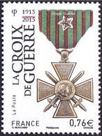 France Militaria N° 4942 ** Croix De Guerre - Militaria