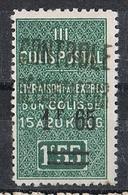 ALGERIE COLIS POSTAL N°32 N* - Algérie (1924-1962)