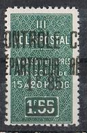 ALGERIE COLIS POSTAL N°35 N* - Algérie (1924-1962)