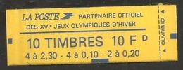 Carnet Marianne De Briat Carnet 1502 Cote 32€ Ouvert - Usage Courant