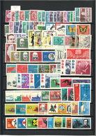 DDR Dublettenlot Aud A4-Seite - Briefmarken