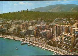 Spain - Postcard Circulated In 1978 -  Paseo Maritimo - Auditorium - Palma De Mallorca - 2/scans - Palma De Mallorca