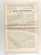 Militaria, Publicité,imprimerie Et Librairie Militaires Ch. Lavauzelle,Paris, Nancy, Limoges,12 Pp, 1925, Frais Fr 2.25e - Publicités