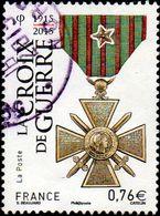 Oblitération Cachet à Date Sur Timbre De France N° 4942 - Croix De Guerre - Frankreich