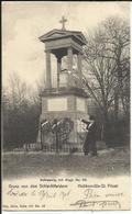 57. Gruss Von Den Schlachtfeldern - Hobbonville-St. Privat (Edit Nels Metz Serie 107 - N°56) 1906 - Andere Gemeenten