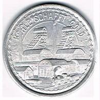 Allemagne - Nécessité - 10 Pf 1920 (alu) WATTENSCHIED - Noodgeld