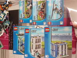 Lego Police 60047 Complet - Lego System