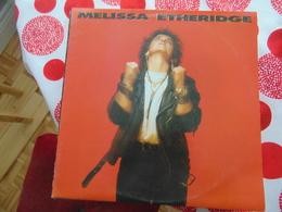 Melissa Etheridge- éponyme - Rock