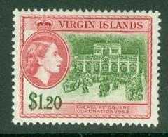 British Virgin Is: 1956/62   QE II - Pictorial   SG159   $1.20    MH - British Virgin Islands