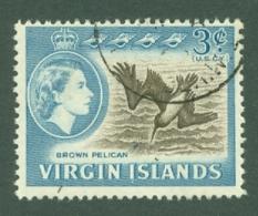 British Virgin Is: 1964/68   QE II - Pictorial   SG180   3c   Used - British Virgin Islands