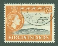 British Virgin Is: 1964/68   QE II - Pictorial   SG183   6c   Used - British Virgin Islands