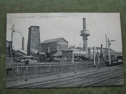 HAINE SAINT PIERRE - ATELIER BAUME MARPENT 1907 ( Scan Recto/verso ) - La Louvière