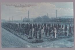 Douai. Cimetière  14-18.  Heldenfriedhof In Douai - Douai