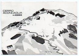 ARGENTINA / MOUNTAINEERING -1980 SPEDIZIONE CERRO ACONCAGUA 80 CAI LODI / ITALIAN EXPEDITION - Argentina