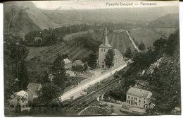 CPA - Carte Postale - Belgique - Aywaille Dieupart - Panorama - 1916 (M7374) - Aywaille