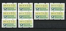 Bund Lot ATM 1 Postfrisch - [7] Federal Republic