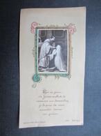 VP FAIRE-PART COMMUNION (M1611) Félicitations (2 Vues) - Communion