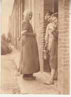 Brasschaat - Donk - Foto Formaat 7.5 X 11 Cm - Personnes Anonymes