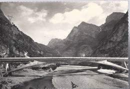 Termine Di Cadore - Panorama Col Ponte Canale Della Gardona - Belluno - H5164 - Belluno