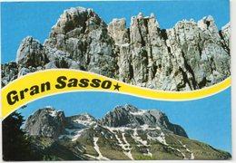 GRAN SASSO D'ITALIA M. 2914 S.m. - Italy