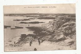Cp , 56 , KERROCK , Le PORT BLANC , Vierge , Ed. Nel - Autres Communes