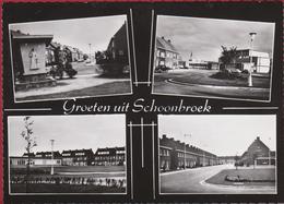 Groeten Uit Schoonbroek Ekeren Antwerpen Groot Formaat (In Zeer Goede Staat) - Antwerpen
