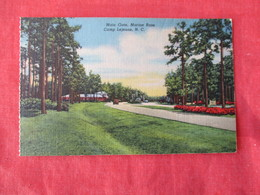 US Marine Base----- Camp Lejeune-------- Main Gate  North Carolina > Ref 3169 - Militaria