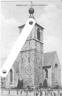 Anderlues Eglise St Médard 1ère Eglise - Anderlues