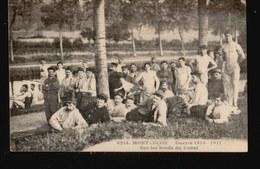 CPA1017.....MONTLUCON ...GUERRE 1914 1917...sur Les Bords Du Canal - Montlucon