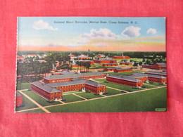 US Marine Base----- Camp Lejeune-------- Enlisted Marine Barracks    North Carolina > Ref 3169 - Militaria