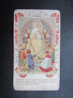 VP FAIRE-PART (M1611) MISSION JUBILé (2 Vues) Paroisse Saint-Laurent ANDRIMONT Et RENOUPRé 12 Au 23/05/1926 - Faire-part