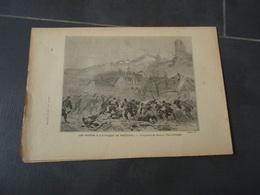 Les Marins à L'attaque De Fréteval  Extrait De L'Histoire Populaire De La Guerre 1870/71. Tableau De Maurice PALLANDRE - Sin Clasificación