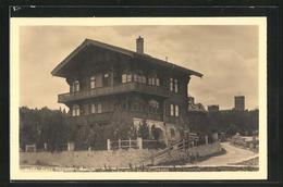 AK Maloja, Casa Segantini - GR Grisons