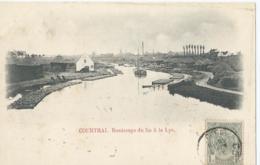 Kortrijk - Courtrai - Rouissage Du Lin à La Lys - 1900 - Kortrijk