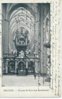 Brugge - Bruges - 301 - Eglise St-Sauveur (intérieur) - 1904 - Brugge