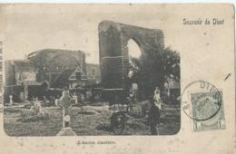 Diest - Souvenir De Diest - L'Ancien Cimetière - Ed. Nels Série 37 No 12 - 1900 - Diest