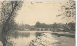 Rochefort - Le Pont De La Lomme - Editeur S.A. Des Grottes De Han-sur-Lesse Et De Rochefort - Rochefort