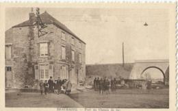 Beauraing - Pont Du Chemin De Fer - E. B. - Beauraing