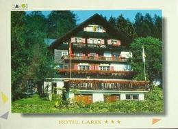 DAVOS-PLATZ Hotel Restaurant Larix - GR Grisons