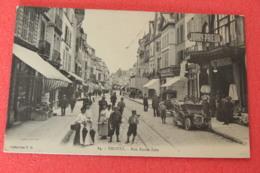 10 Troyes Rue Emile Zola + Voiture Animée NV - Troyes